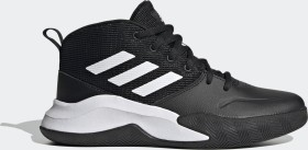 adidas Own the Game Wide core black/cloud white/cloud white (Junior) (FV9451)