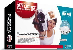 Pinnacle Studio 9.0 MovieBox DV (202261716)