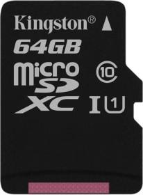 Kingston R45 microSDXC 64GB, UHS-I, Class 10 (SDC10G2/64GBSP)