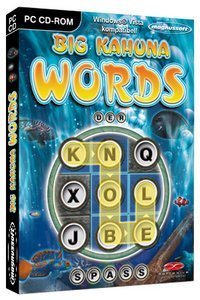 Big Kahuna Words (English) (PC)
