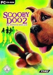Scooby Doo 2 - Monster Unleashed (German) (PC)