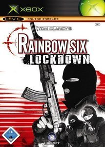 Rainbow Six 4 - Lockdown (deutsch) (Xbox)