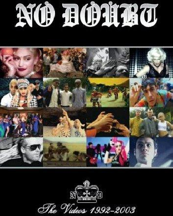 No Doubt - The Videos 1992-2003 -- via Amazon Partnerprogramm