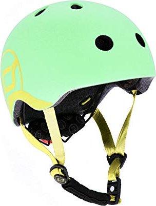 Scoot and Ride Baby Kinderhelm kiwi (96391) -- via Amazon Partnerprogramm
