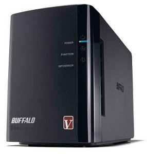 Buffalo Linkstation Pro Duo LS-WVL 4TB, 1x Gb LAN (LS-WV4.0TL/R1-EU)
