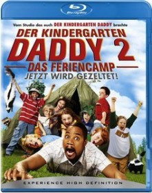 Der Kindergarten Daddy 2 (Blu-ray)