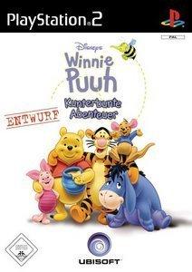 Disney's Winnie Puuh - Kunterbunte Abenteuer (deutsch) (PS2)
