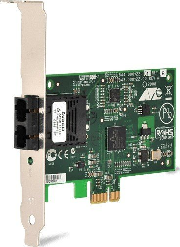 Allied Telesis 2712 Serie, SC-Duplex, PCIe 2.0 x1 (AT-2712FX/SC)