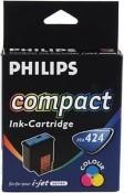 Philips Druckkopf mit Tinte PFA 424 dreifarbig