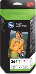 HP 364 ink Photo value pack (CH082EE)
