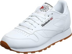 Pato pico Red  Reebok Classic Leather white/gum (men) (49799) starting from £ 44.99 (2021)  | Skinflint Price Comparison UK