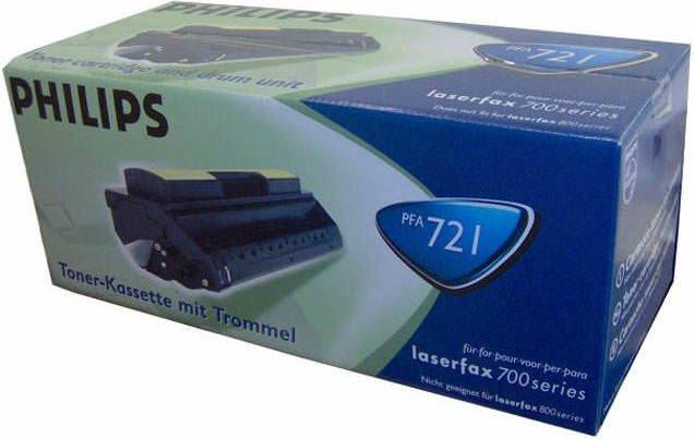 Philips PFA 721 Trommel mit Toner schwarz