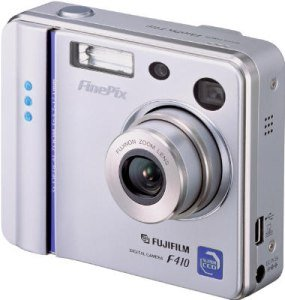 Fujifilm FinePix F410 mit Dockingstation (40471194/KIT)