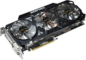 Gigabyte GeForce GTX 770 Windforce 3X, 2GB GDDR5, 2x DVI, HDMI, DP (GV-N770WF3-2GD)