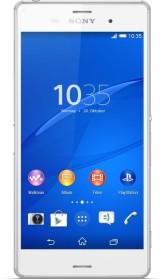 Sony Xperia Z3 weiß