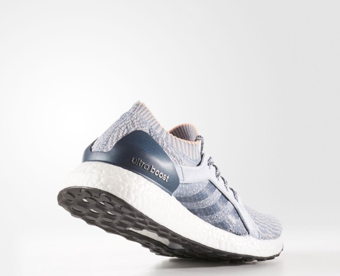 adidas Ultra Boost X tactile blueeasy bluehaze coral (Damen) (BB1693)