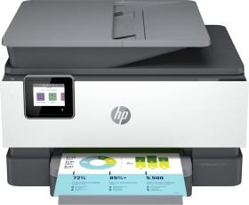 HP OfficeJet Pro 9012e All-in-One grau, Tinte, mehrfarbig (22A55B)