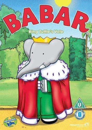 Babar - King Tuttle's Vote (UK) -- via Amazon Partnerprogramm