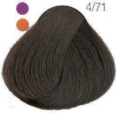 Londa colour hair dye 4/71 medium brown brown-ash, 60ml