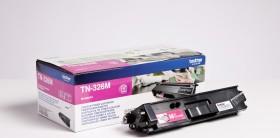 Brother Toner TN-326M magenta hohe Kapazität (TN326M)