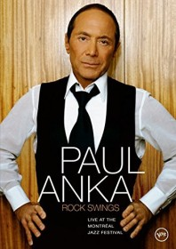 Paul Anka - Live at the Montreal Jazz Festival