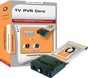 Conceptronic CTVFMC TV PVR Card