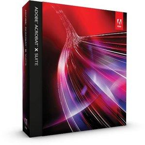 Adobe: Acrobat X Suite, Update (englisch) (PC) (65089786)