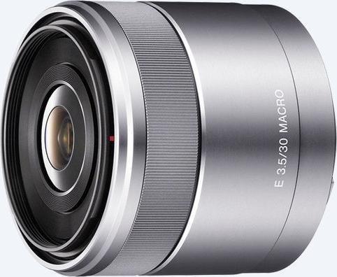 Sony E 30mm 3.5 macro silver (SEL-30M35)