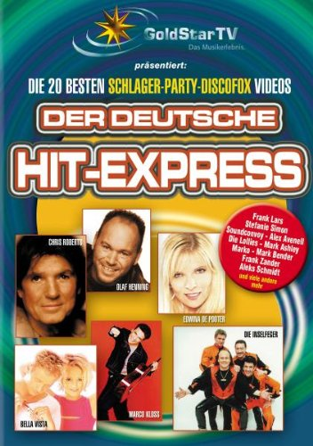 Der deutsche Hit-Express Vol. 1 -- via Amazon Partnerprogramm