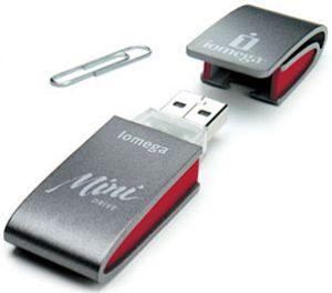 LenovoEMC Mini Drive 32MB, USB-A 1.1