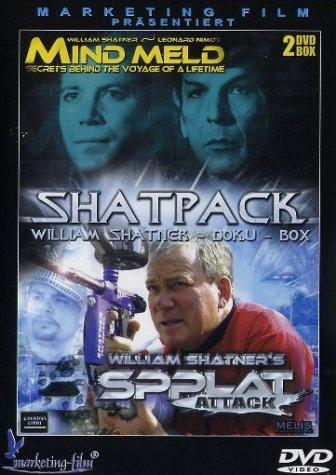 Shatpack - Mind Meld & Spplat Attack -- via Amazon Partnerprogramm