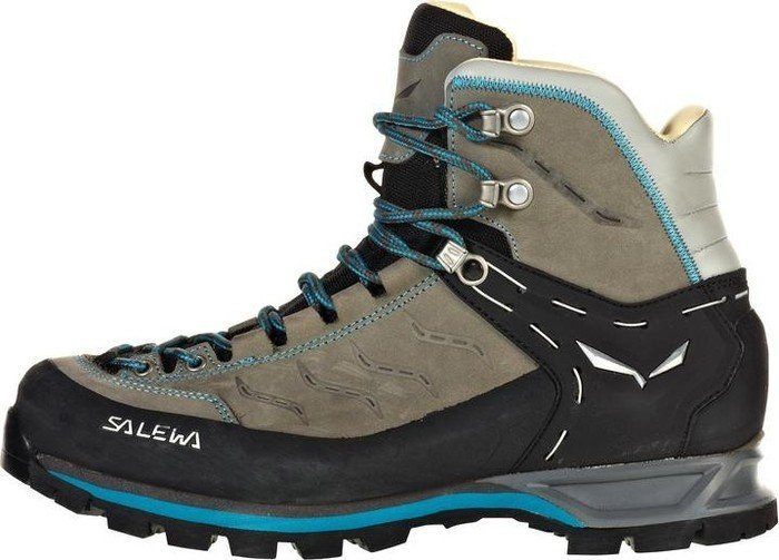 Salewa Mountain Trainer mid pewter ocean (ladies) starting from ... d02bee5fe6f