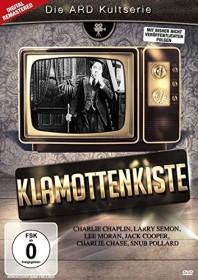 Klamottenkiste - Charlie Chaplin (DVD)