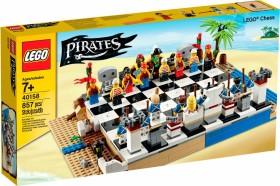 LEGO Piraten - Piraten-Schachspiel (40158)