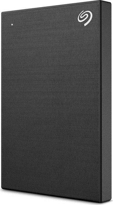 Seagate Backup Plus slim portable [2019] black 1TB, USB 3.0 micro-B (STHN1000400)