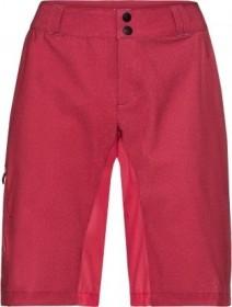 VauDe Ligure Shorts Fahrradhose kurz red cluster (Damen) (40839-928)