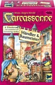 Carcassonne - Händler und Baumeister (2. Erweiterung)