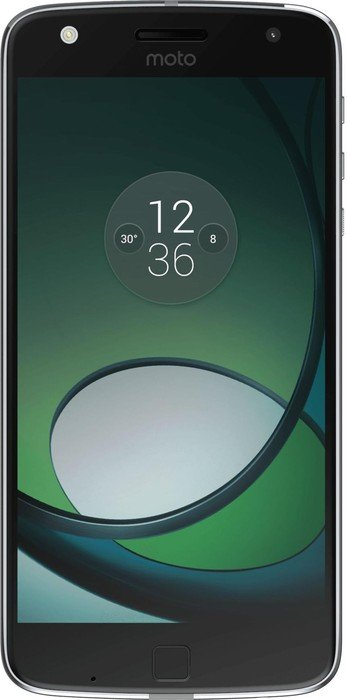 Motorola Moto Z Play Single-SIM schwarz