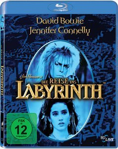 Die Reise ins Labyrinth (Blu-ray)
