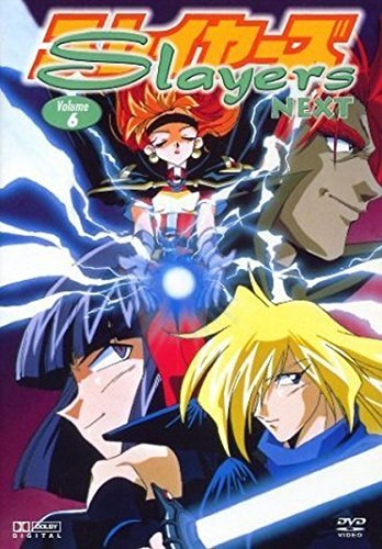 Slayers Next Vol. 6 -- via Amazon Partnerprogramm