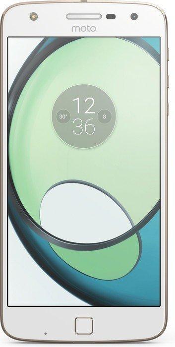 Motorola Moto Z Play Single-SIM weiß