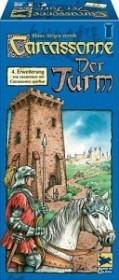 Carcassonne - Der Turm (4. extension)