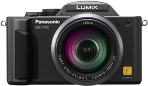 Panasonic Lumix DMC-FZ2 black