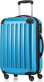 Hauptstadtkoffer Alex TSA Spinner erweiterbar 55cm cyanblau glänzend (82780033)