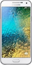 Samsung Galaxy E5 Duos E500H weiß