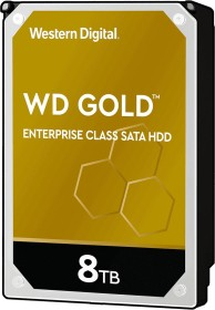 Western Digital WD Gold 8TB, 512e, SATA 6Gb/s (WD8003FRYZ)