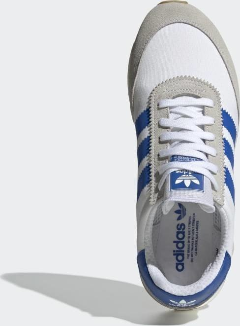 FALSO bordillo Objeción  adidas I-5923 ftwr white/blue/gum 3 (G54515) | Skinflint Price Comparison UK