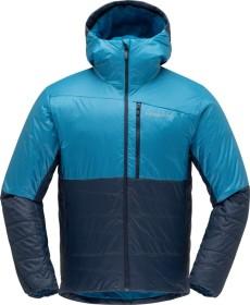 Norrøna falketind Thermo60 Hood Jacke indigo night blue (Herren) (1804-20-2295)