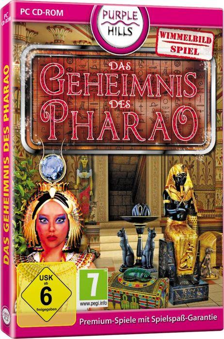 Das Geheimnis des Pharao (deutsch) (PC)