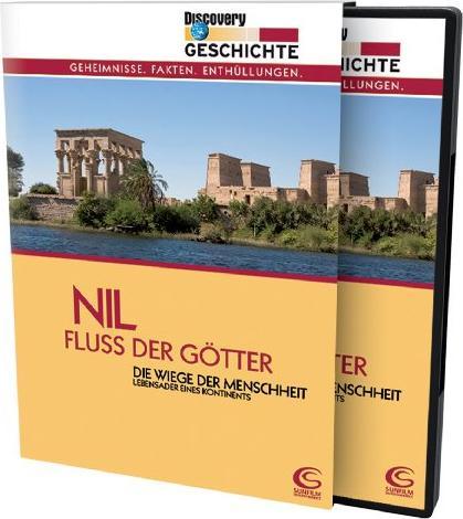 Discovery Geschichte: Nil - Fluss der Götter -- via Amazon Partnerprogramm